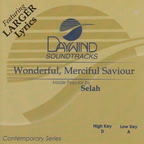 Wonderful Merciful Saviour [Accompaniment/Performance Track]