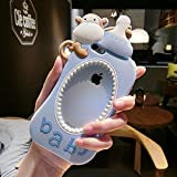Best Deego Iphone - iPhone 7 Case,Creative Cute Soft Silicone Stylish Monkey Review