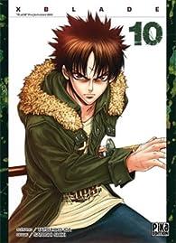 X Blade, tome 10 par Tatsuhiko Ida
