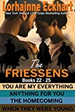 The Friessens Books 22 - 25 (The Friessen Legacy Book 9)
