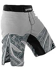 SMMASH MMA MMA - Pantalón corto maorí MMA BJJ UFC Boxe K1