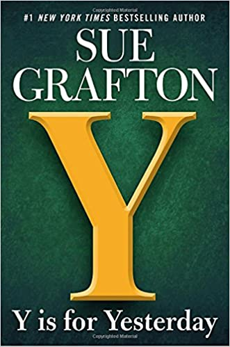 Image result for sue grafton Y is for amazon