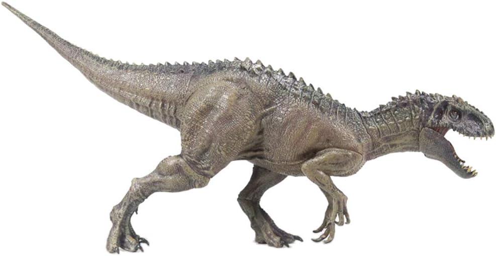 Faruxue Large Dinosaur Toy Indominus Rex, Plastic Jurassic World Dinosaur, Realistic Educational Jumbo Dinosaur Figures Model Figurine, Great for Collector, Home Decoration, Party Favor, 39X14X9CM
