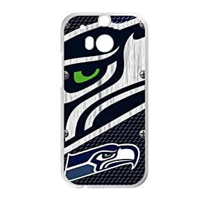 COBO Seattle Seahawks Phone Case for HTC One M8