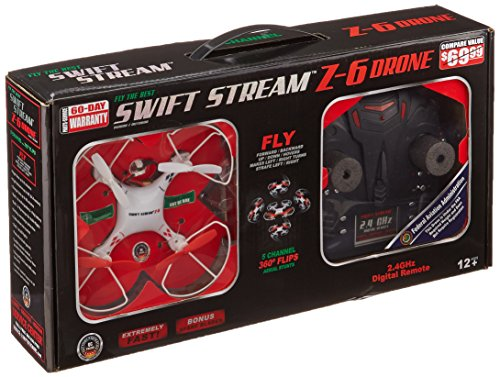 Swift Stream RC Z-6 5 inch Drone