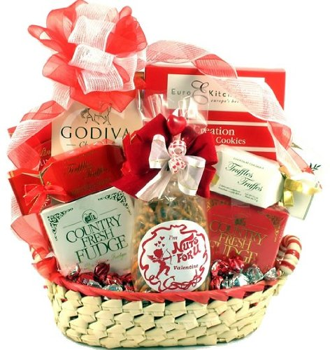 Amazon for my valentine gift basket for valentines day amazon for my valentine gift basket for valentines day gourmet candy gifts grocery gourmet food negle Image collections