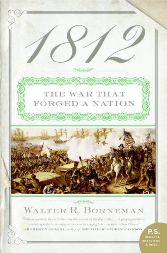 1812: The War of 1812 cover