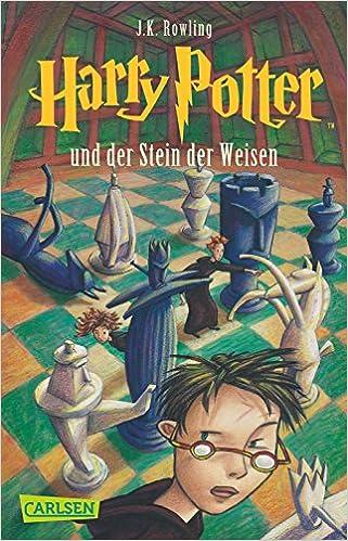 Harry Potter und der Stein der Waisen