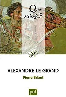Alexandre le Grand, Briant, Pierre