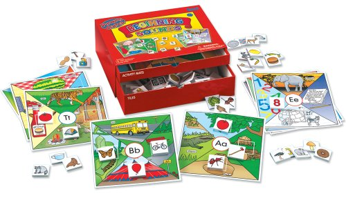 Lauri Beginning Blends Educational Kit (Early Math Activity Center)