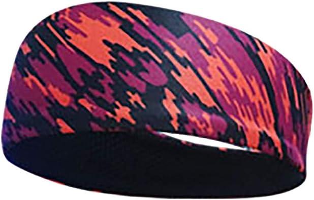 Headwear Headband Surreal World Head Scarf Wrap Sweatband Sport Headscarves For Men Women
