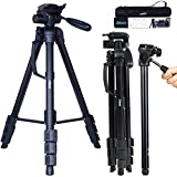 Albott Camera Tripod 70' 178centimeter Aluminum Lightweight Travel Tripod Monopod Portable Tripod Stand for Dslr Camera Mobile with Carry Bag