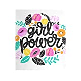 TaTaisu Mailbox Covers and Wraps Girl Power Custom Magnetic Mail Box Cover Vinyl Home Garden Decor Standard Size