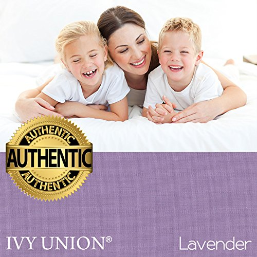 Ivy Union Premium Down Alternative Comforter Set Twin XL / Twin Lavender
