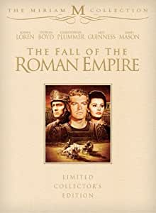 The Fall Of The Roman Empire (Three-Disc Limited Collector's Edition)
