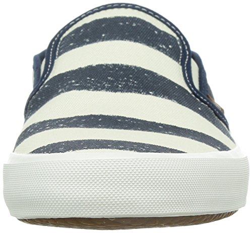 brand new unisex online clearance choice Vans Comino Trainers Blue (Stripes) Dress Blues aB7QW