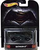 Hot Wheels Retro Entertainment Batman vs Superman Batmobile