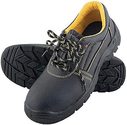 Reis Bryes-P-Ob_48 Yes - Zapatillas de trabajo (talla 48), color negro y amarillo: Amazon.es: Industria, empresas y ciencia