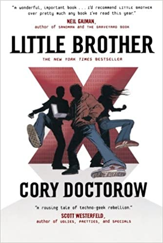 Image result for little brother doctorow