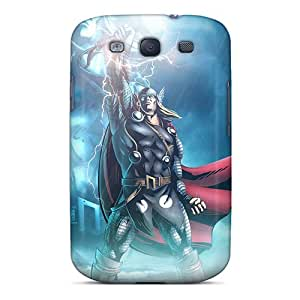 Durable Case For The Galaxy S3- Eco-friendly Retail Packaging(marvel Vs Capcom Thor)