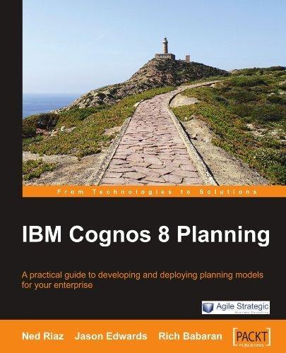 IBM Cognos 8 Planning by Jason Edwards (2009-08-03)