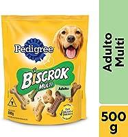 Biscoito Para Cachorros Pedigree Biscrok Multi Adultos 500g