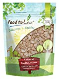 Macadamia Nut Pieces, 8 Ounces - Raw, Chopped, Unsalted, Unroasted, Kosher, Vegan, Bulk, Great for Baking