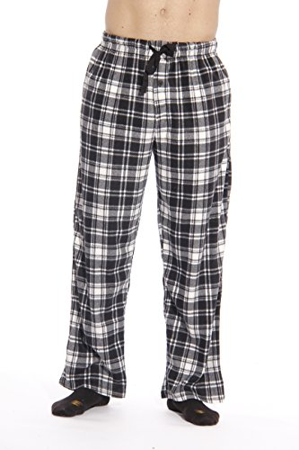 - #followme 45902-15-L Polar Fleece Pajama Pants For Men Sleepwear PJS