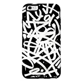 "OtterBox SYMMETRY SERIES Case for iPhone 6/6s (4.7"" Version) - Retail Packaging - GRAFFITI (BLACK/BLACK/GRAFFITI GRAPHIC)"