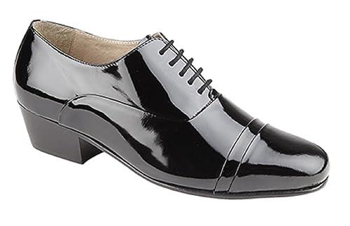 New Montecatini Black Patient Shoes UK Size 10