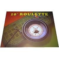 En juego de ruleta 25,4 cm DELUXE