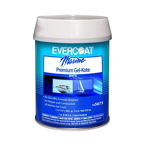 FIBRE GLASS-EVERCOAT CO Gel Kote White Pint
