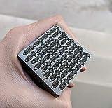 FidgetFidget Leather Metal Iron Tool 40mm
