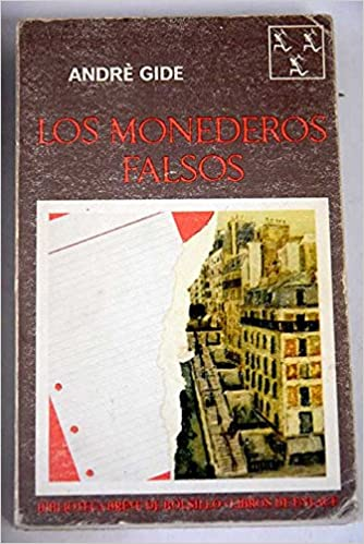 LOS MONEDEROS FALSOS: Amazon.es: Andrè- Gide: Libros