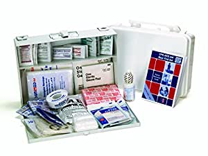 Medique 740P25P 25-Person Plastic First Aid Kit