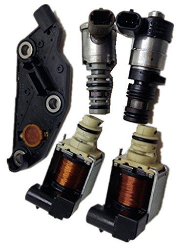 Yalai 4T65E 4T65-E 84420BK Transmission Solenoid Kit (5PCS)