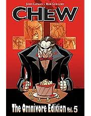 Chew Omnivore Edition Volume 5