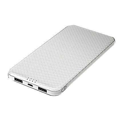 Amazon.com: Hello22 - Cargador portátil ultrafino de carga ...