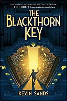 Book The Blackthorn Key by Sands, Kevin (September 1, 2015)