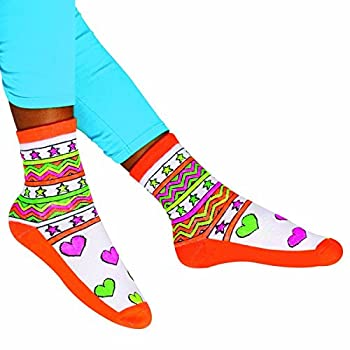 Creativity For Kids Doodle Socks – 3 Pairs Of Socks To Color – Teaches Beneficial Skills – On Size Fits Most – For Ages 7 & Up 4