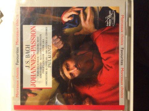- J.S.Bach : Passion selon Saint-Jean