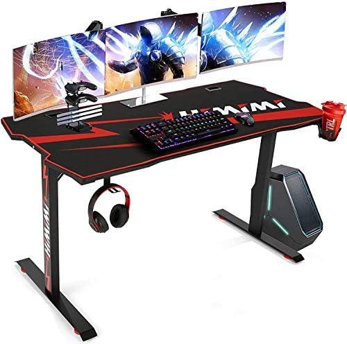 Gaming Desk 51 Inch PC Computer Desk