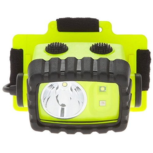 Nightstick XPP-5456G Intrinsically Safe Permissible Dual-Light Multi-Function Headlamp, Green by Nightstick (Image #2)