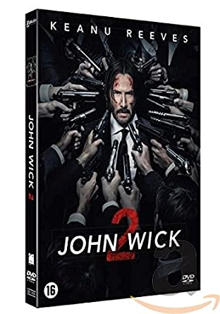 Dvd John Wick 2 1 Dvd Amazonde Dvd Blu Ray