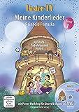 Lieder-TV: Meine Kinderlieder – Band 1 (mit DVD): Akkorde, Tabulatur, Noten. Mit Power-Workshop für Gitarre und Ukulele