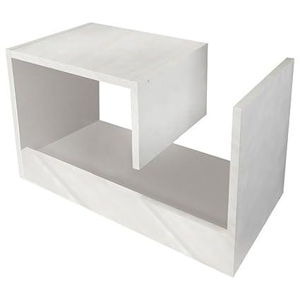 Charmant Spencer Modern Side Table 14u0027u0027 X 24u0027u0027 X 12u0027u0027 /