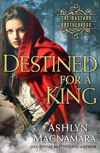 Destined for a King: The Bastard Brotherhood by [Macnamara, Ashlyn]
