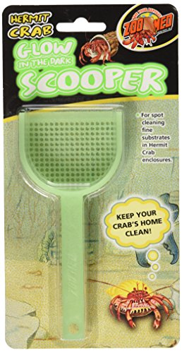 Zoo Med Hermit Crab Glow in The Dark Scooper by ()