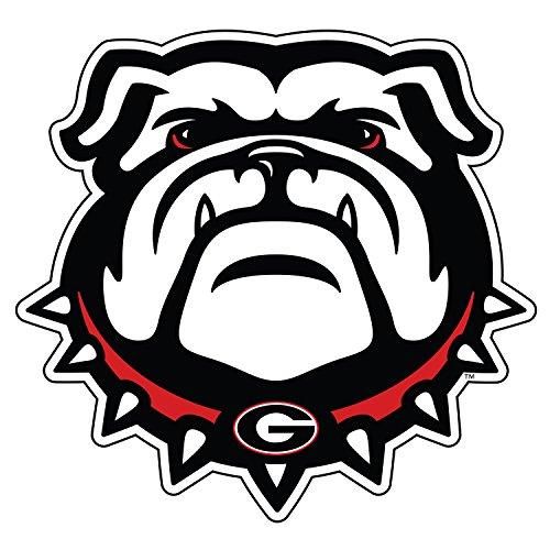 Craftique Georgia Bulldogs Magnet New Bulldog Head Magnet 18