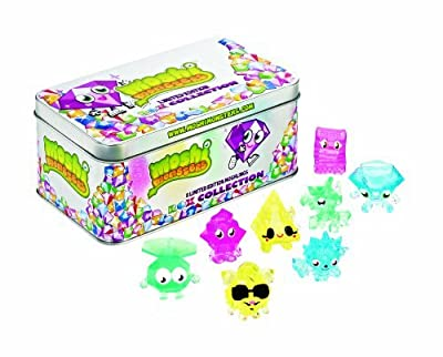Moshi Monsters Rox Collection Limited Edition Tin Includes 8 Limited Edition Rox Moshlings by .